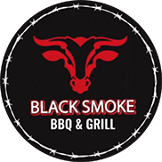 Blacksmoke BBQ & Grill logo