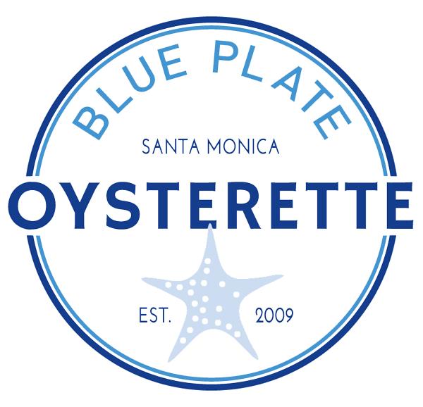 Blue Plate Oysterette logo