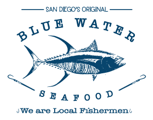 Blue Water Seafood logo