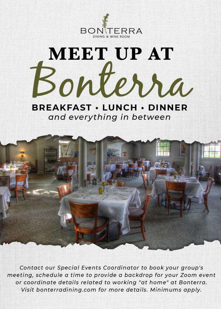 MeetUp at Bonterra