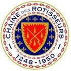Chaîne des Rôtisseurs award badge