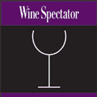 Wine Spectator Award badge