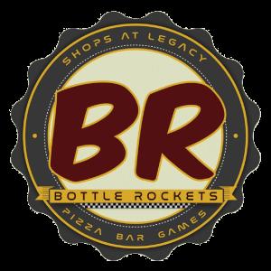 Bottle Rockets logo top
