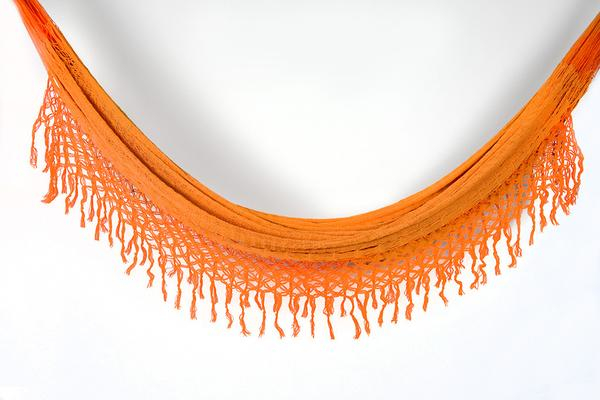 taller maya hammock orange