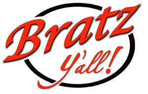 Bratz Y'all Bistro logo top