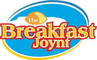 The Breakfast Joynt logo top