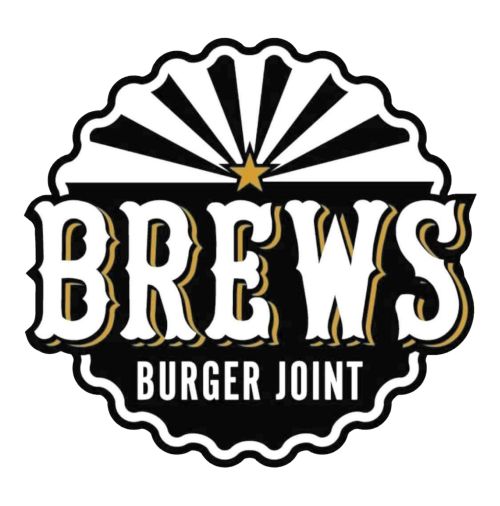 Brews Burger Joint logo top
