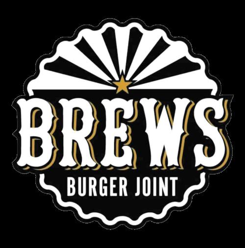 Brews Burger Joint logo top