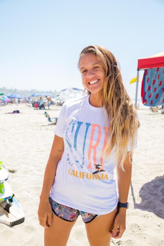 Krystal the Surf Coach