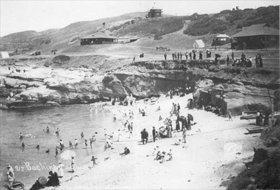 La Jolla historical