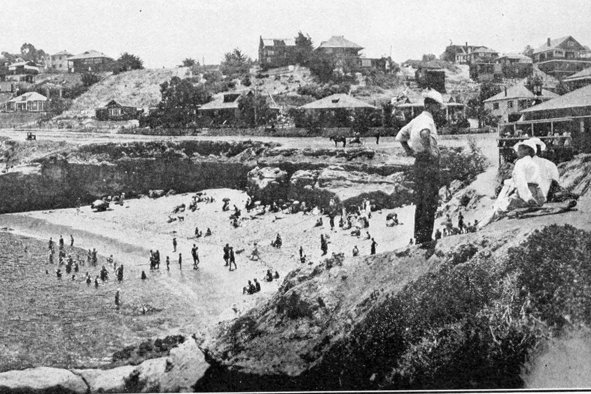 La Jolla, San Diego, California (1908)