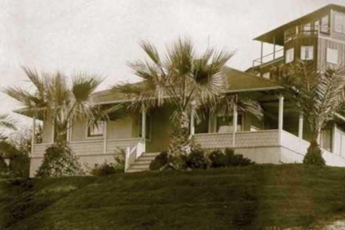 Brockton Villa Historic photo