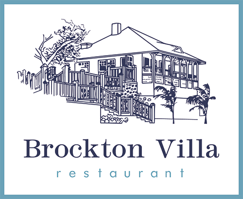 Brockton Villa Restaurant logo