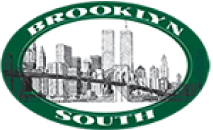 Brooklyn South Pizzeria logo top