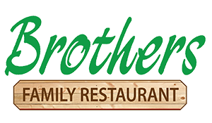 Brothers Family Restaurant logo top