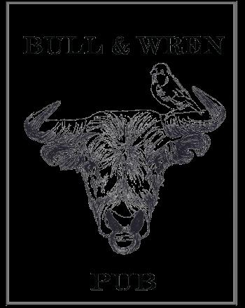 Bull & Wren logo top