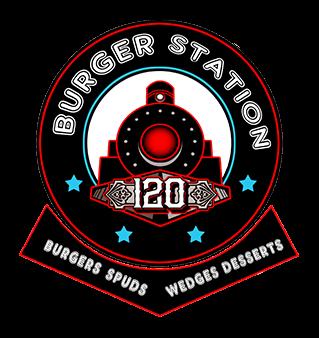 Burger Station 120 logo top