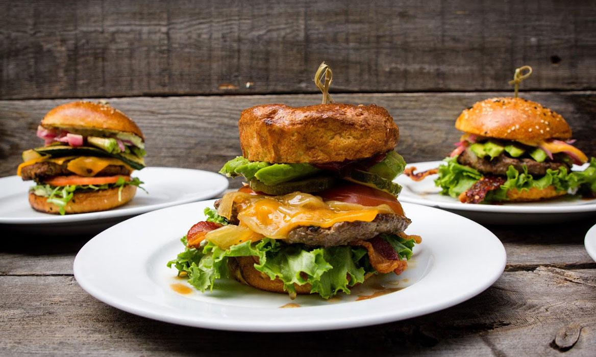 Grass-Fed Burgers