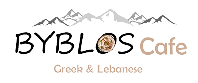 Byblos Cafe Greek and Lebanese logo