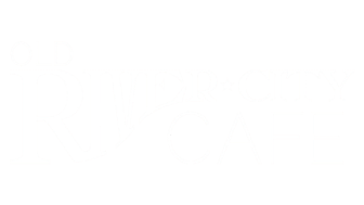 Old River City Cafe logo top
