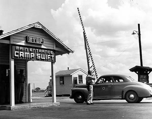 Car entrance