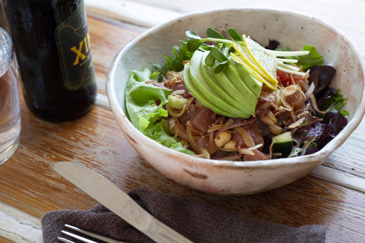 gulf tuna salad