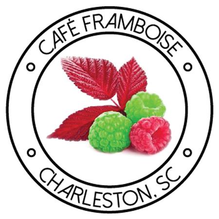 Cafe Framboise logo