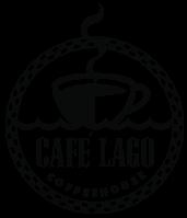 Cafe Lago logo scroll