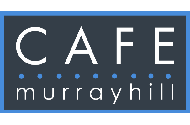 Cafe Murrayhill logo scroll