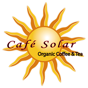 Cafe Solar logo top