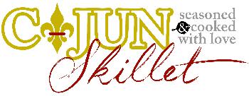 Cajun Skillet logo top