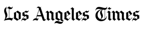 la times logo