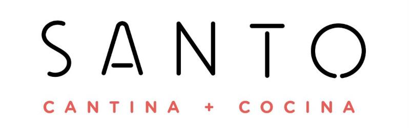 Santo Cantina and Cocina logo