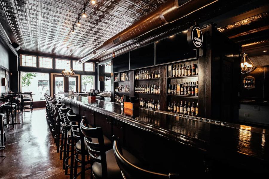 Cannon's Corner Irish Pub Bar