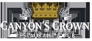 Canyon's Crown Restaurant & Pub logo top