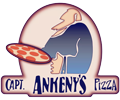 Captain Ankeny's Pizza & Pub logo