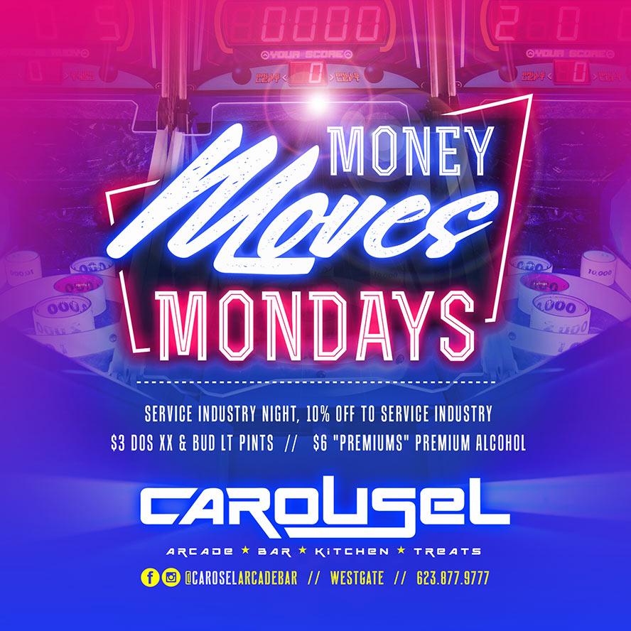 money moves mondays