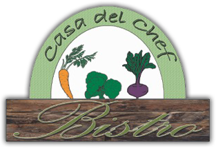 Casa del Chef logo top