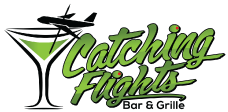 Catching Flights Bar & Grille logo top