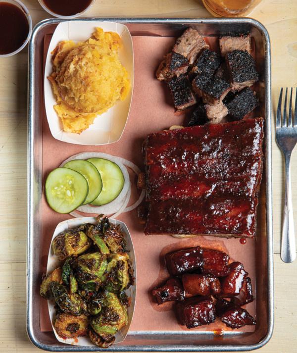 ribs, side orders