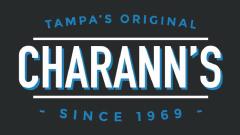 Charann's Tavern logo top