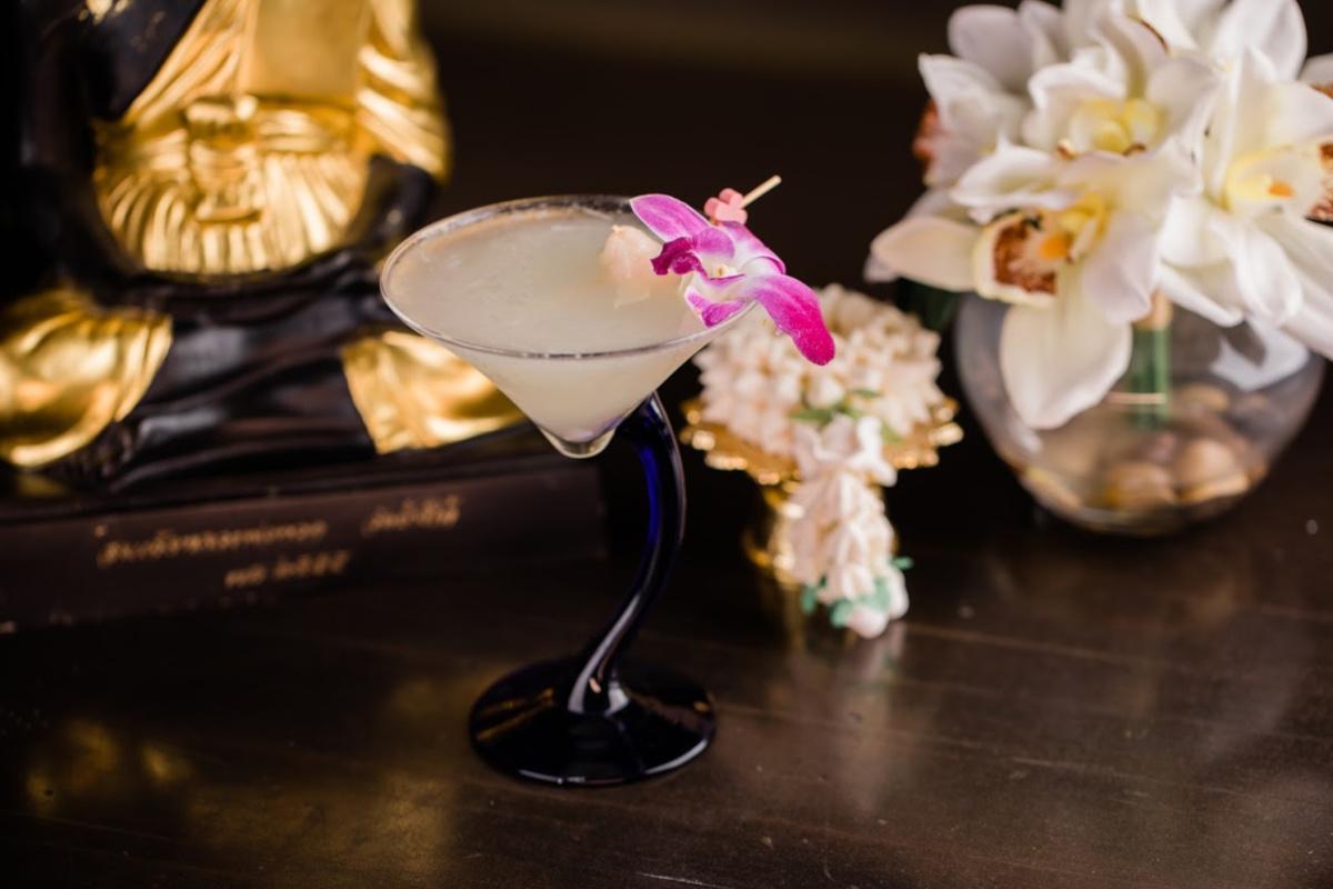 Lychee Charm Martini