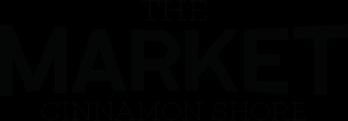 The Market logo top