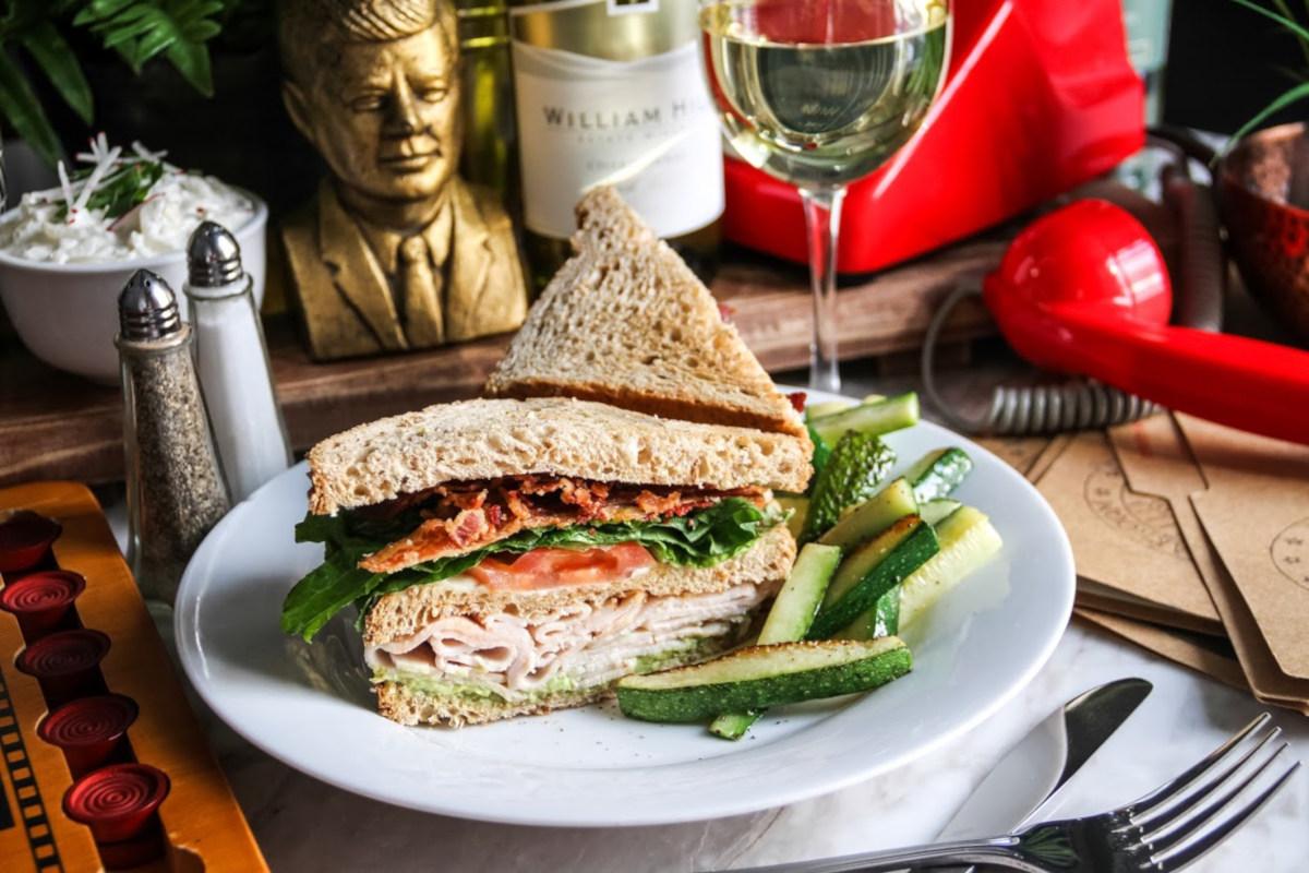 KBG Club Sandwich