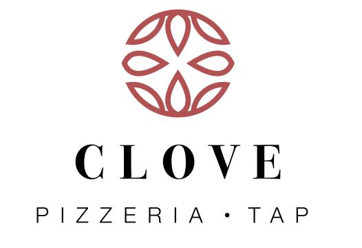 Clove Pizzeria & Tap logo top