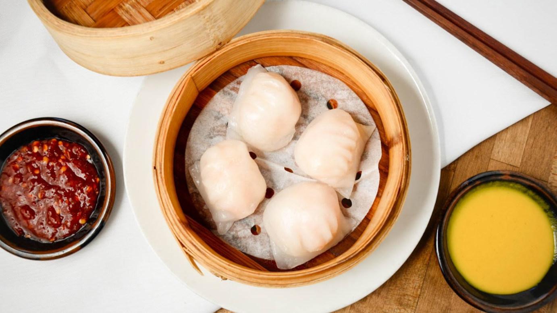 Steamed Har Gaw Dumplings