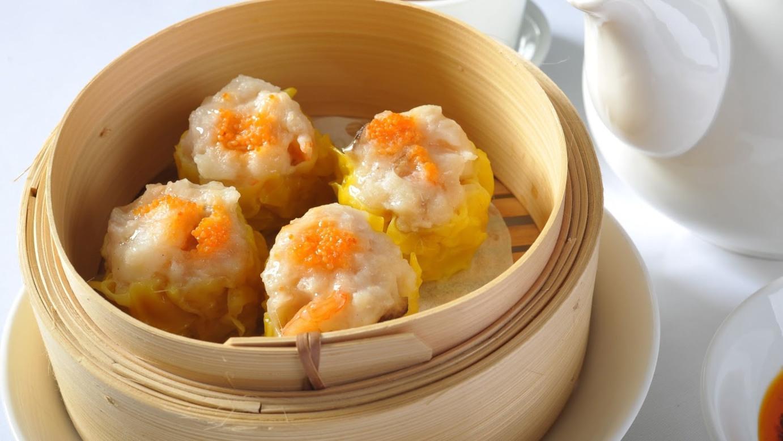 Steamed Siu Mai Dumpling