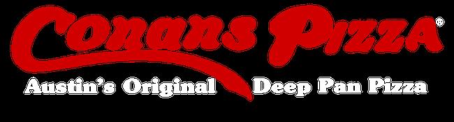 Conans Pizza South logo top