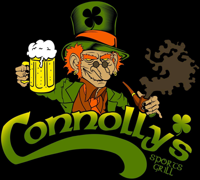 Connolly's Sports Grill logo top