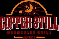 Copper Still Moonshine Grill (Gilbert) logo top